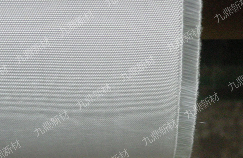 Non-alkali glass fiber cloth