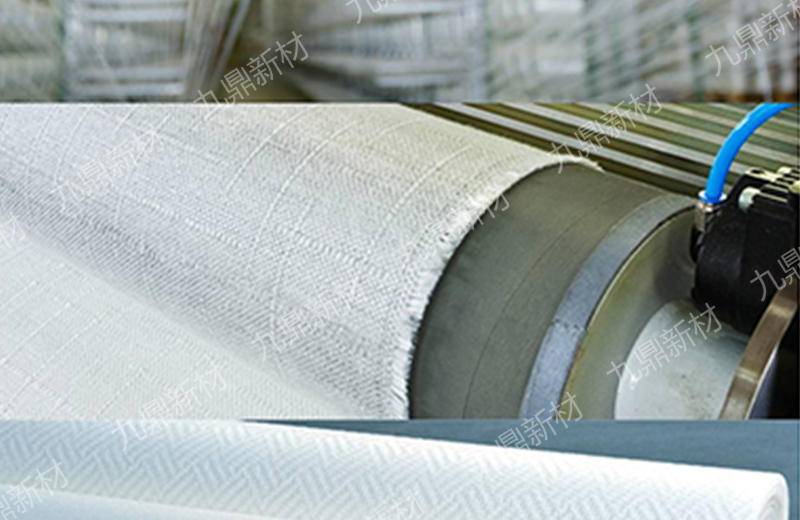 Glass fiber bulked fabric products